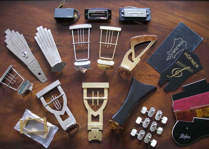 hofner parts for sale
