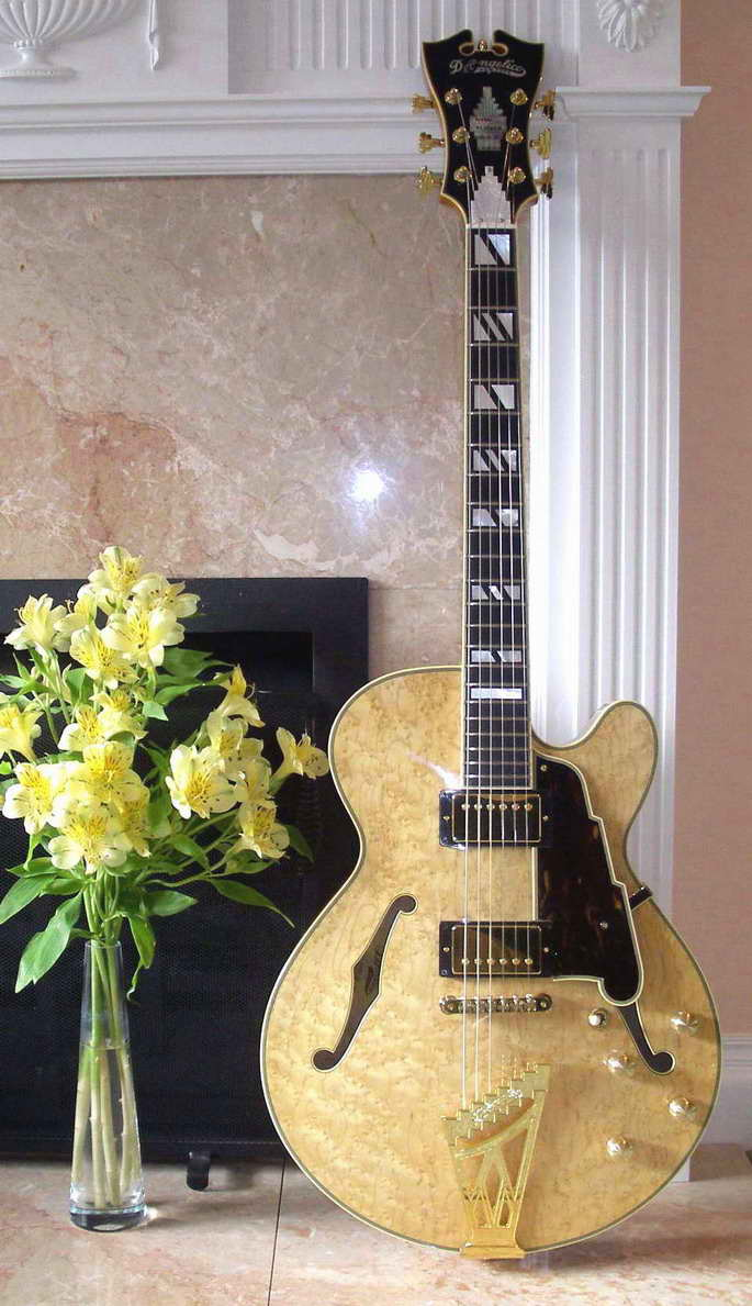 D'Angelico NYSS-3b for sale